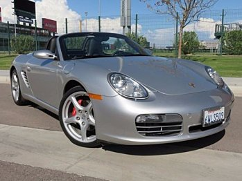 2007 Porsche Boxster for sale 100898703