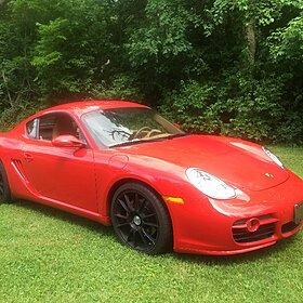 2007 Porsche Cayman S for sale 100771530