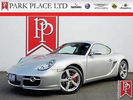 2007 Porsche Cayman S for sale 100835091