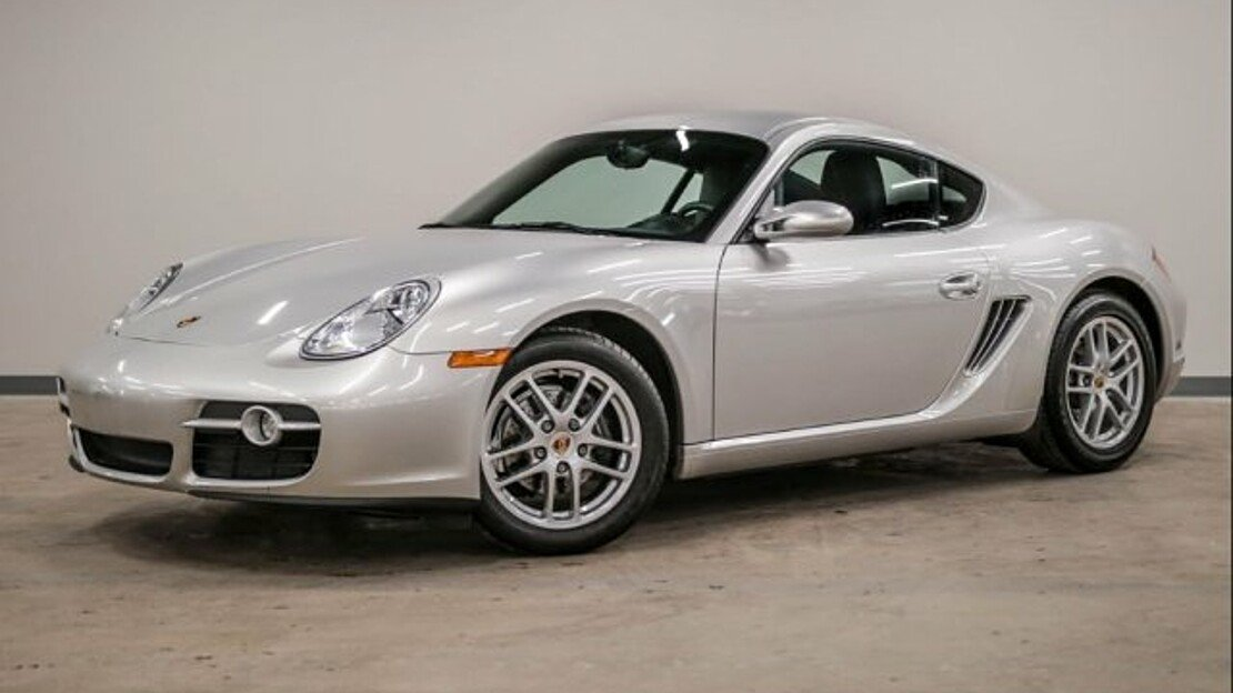 2007 Porsche Cayman for sale 101043236