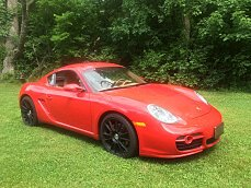 2007 Porsche Cayman S for sale 100771530