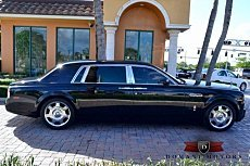 2007 Rolls-Royce Phantom Extended Wheelbase Sedan for sale 100818149