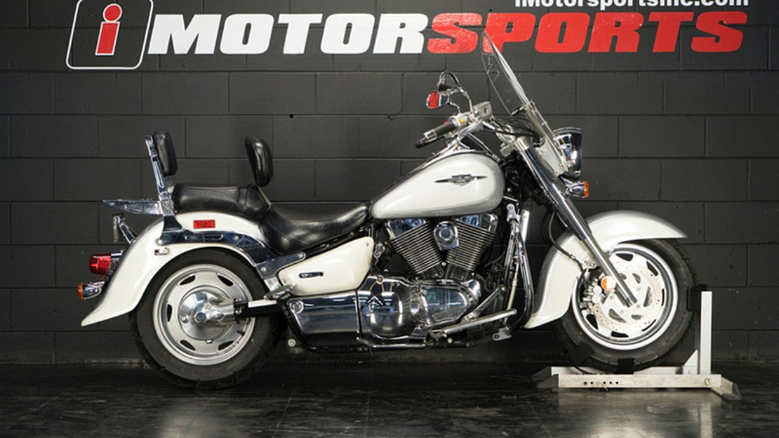 2007 Suzuki Boulevard 1500 for sale 200522003