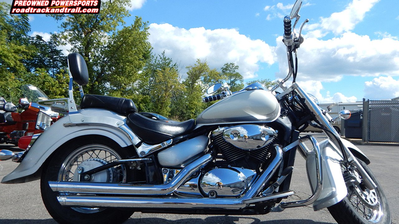 2007 Suzuki Boulevard 800 for sale 200485155