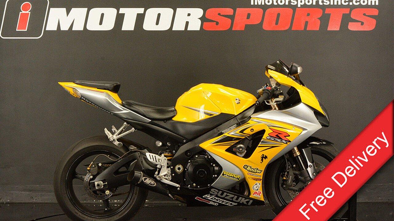 2007 Suzuki GSX-R1000 for sale 200498173