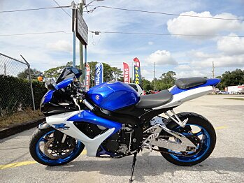 2007 Suzuki GSX-R600 for sale 200398506