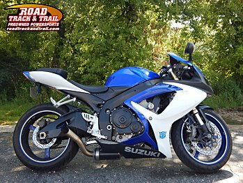 2007 Suzuki GSX-R600 for sale 200477606