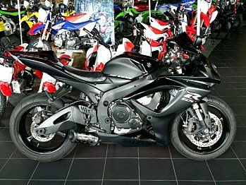 2007 Suzuki GSX-R600 for sale 200483614