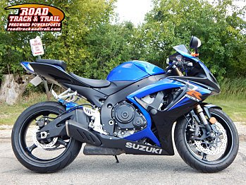2007 Suzuki GSX-R600 for sale 200483953