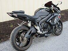 2007 Suzuki GSX-R600 for sale 200587965