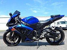 2007 Suzuki GSX-R600 for sale 200604334
