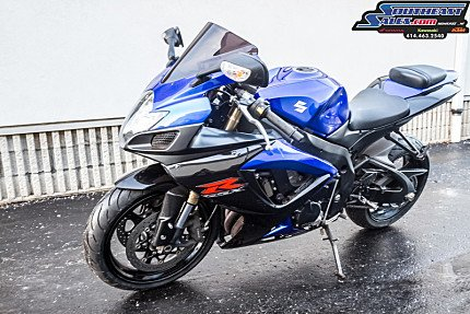 2007 Suzuki GSX-R600 for sale 200618163