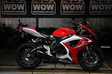 2007 Suzuki GSX-R600 for sale 200625271