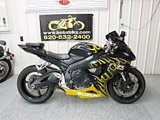 2007 Suzuki GSX-R600 for sale 200641951