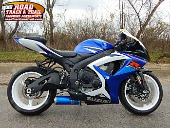 2007 Suzuki GSX-R750 for sale 200649566