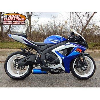 2007 Suzuki GSX-R750 for sale 200649566