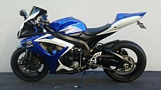 2007 Suzuki GSX-R750 for sale 200514078