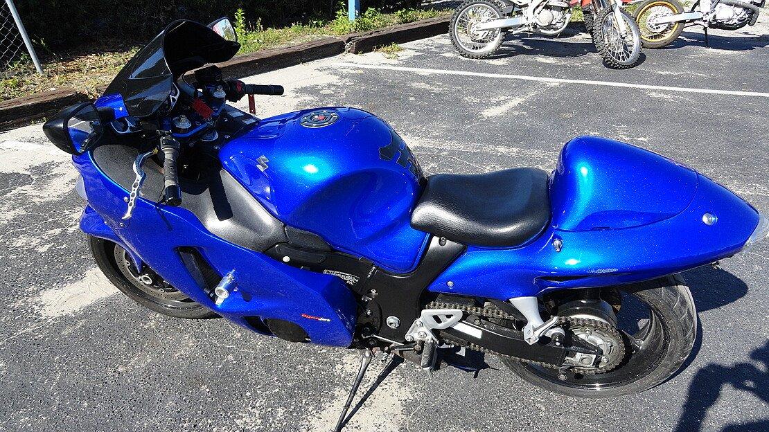 2007 Suzuki Hayabusa for sale 200551691