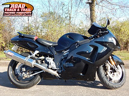 2007 Suzuki Hayabusa for sale 200456232
