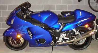 2007 Suzuki Hayabusa GSX1300R ABS for sale 200457347