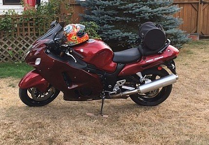 2007 Suzuki Hayabusa for sale 200530468