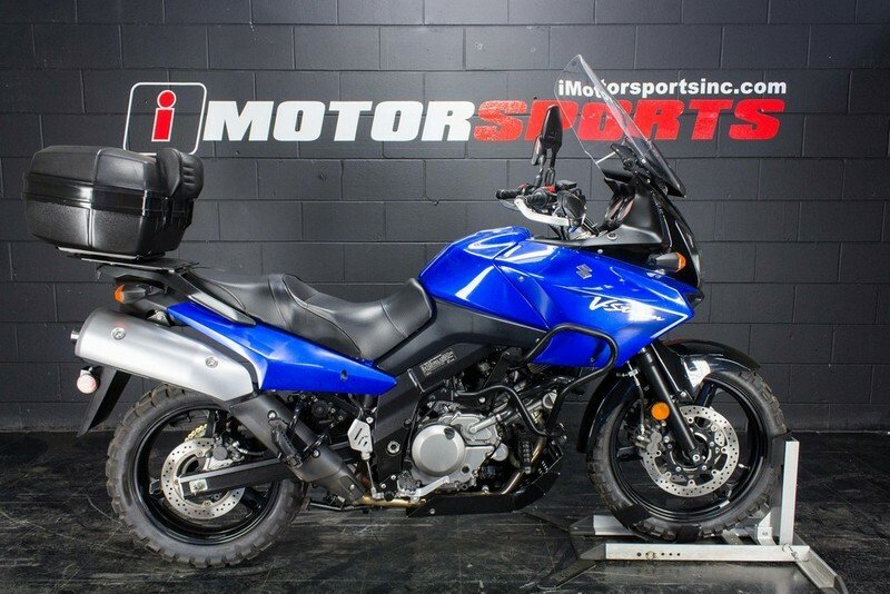 2007 Suzuki V Strom 650 Motorcycles For Sale Motorcycles On Autotrader
