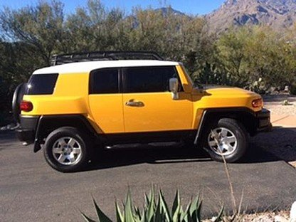 2007 Toyota FJ Cruiser for sale 100728848