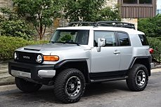 2007 Toyota FJ Cruiser 4WD for sale 100779669