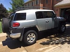2007 Toyota FJ Cruiser 4WD for sale 100784821