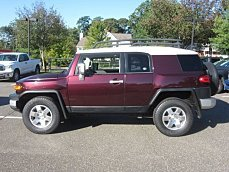 2007 Toyota FJ Cruiser 4WD for sale 100911534