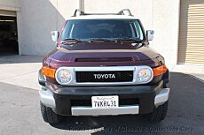 2007 Toyota FJ Cruiser 4WD for sale 100914203