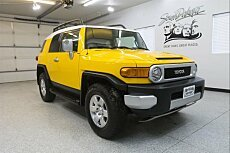 2007 Toyota FJ Cruiser 4WD for sale 100932008