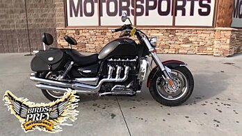 2007 Triumph Rocket III for sale 200516921