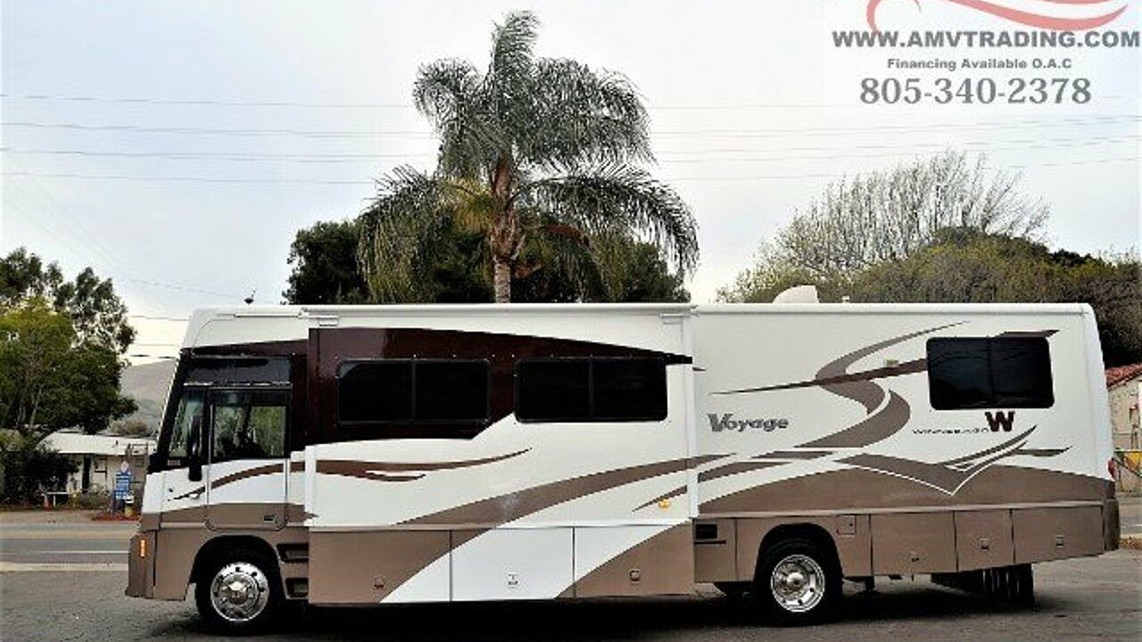 2007 Winnebago Voyage for sale 300154142