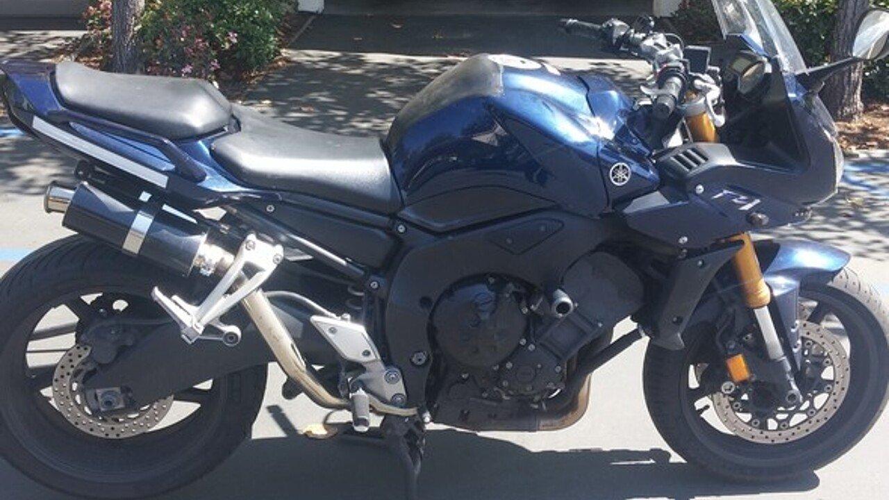 2007 Yamaha FZ1 for sale 200482946