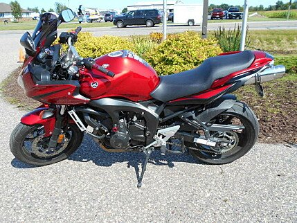 2007 Yamaha FZ6 for sale 200490285