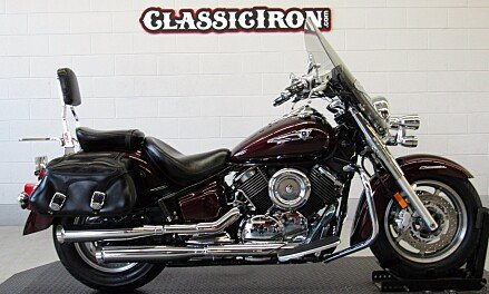 2007 Yamaha V Star 1100 for sale 200615206