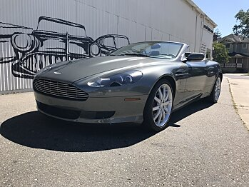2007 aston-martin DB9 Volante for sale 100985944