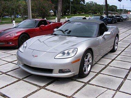 2007 chevrolet Corvette Convertible for sale 100991782