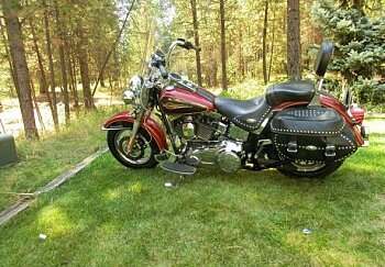 2007 harley-davidson Softail for sale 200492848