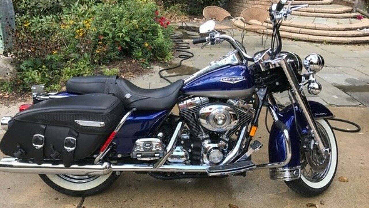 2007 harley-davidson Touring Road King Classic for sale 200493804