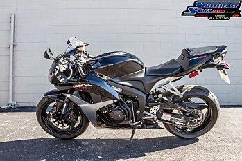 2007 honda CBR600RR for sale 200618187