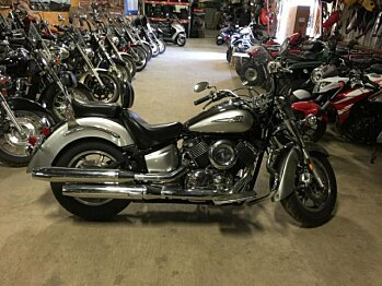 2007 yamaha V Star 1100 for sale 200430457