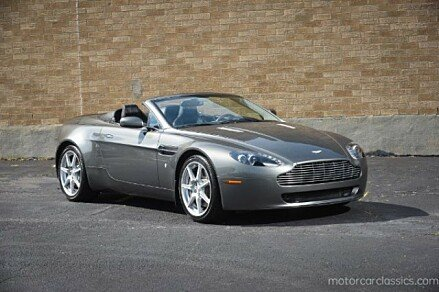 2008 Aston Martin V8 Vantage Roadster for sale 100881986