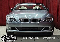 2008 BMW 650i Convertible for sale 100795746