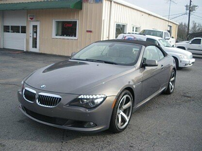 2008 BMW 650i Convertible for sale 100913336