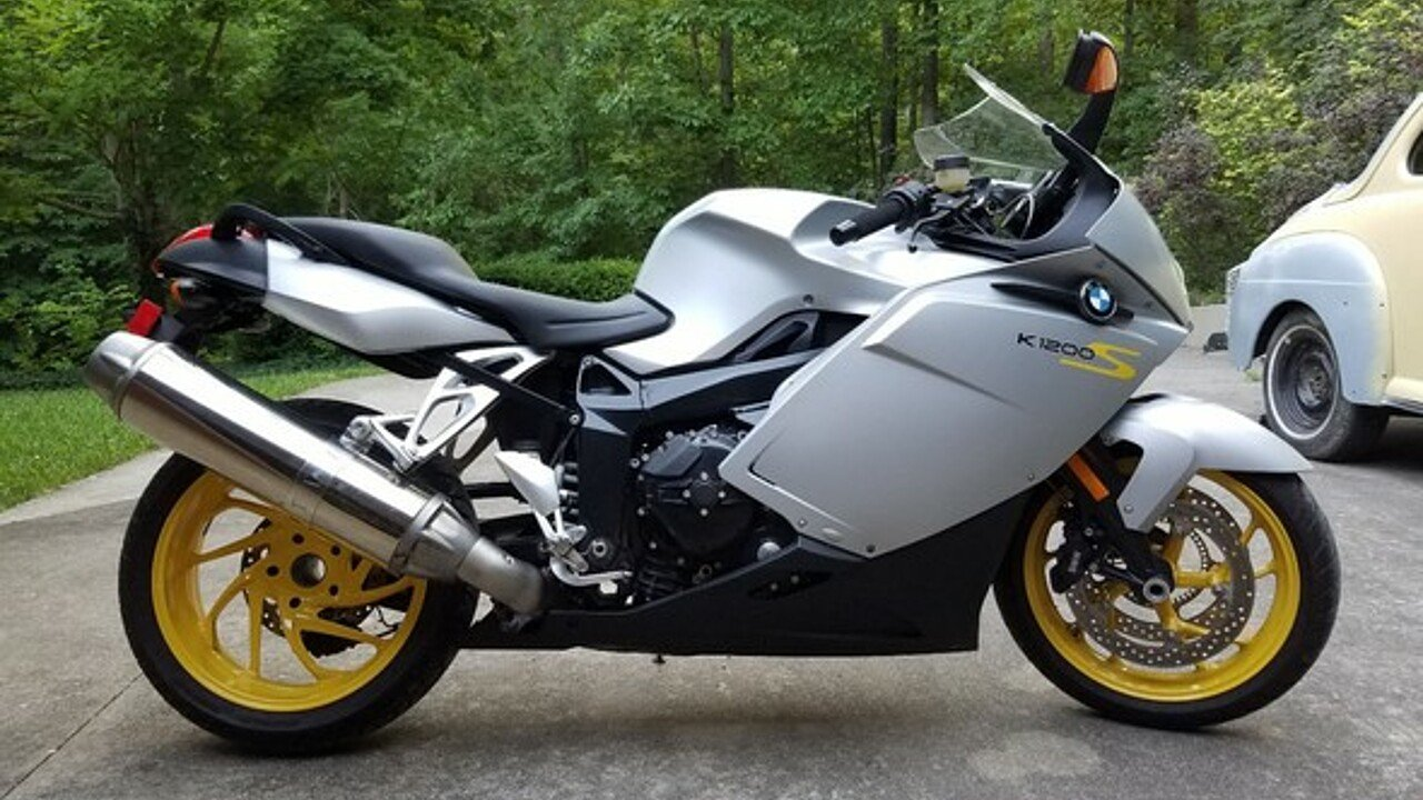 2008 BMW K1200S for sale 200482500