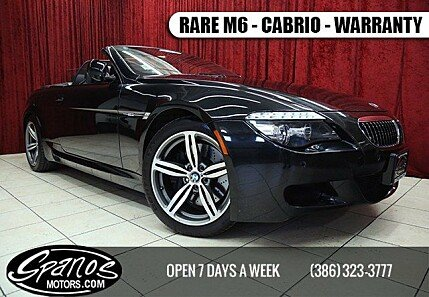 2008 BMW M6 Convertible for sale 100775245