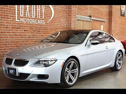2008 BMW M6 Coupe for sale 100859585