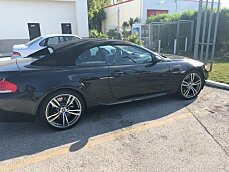 2008 BMW M6 Convertible for sale 100954019